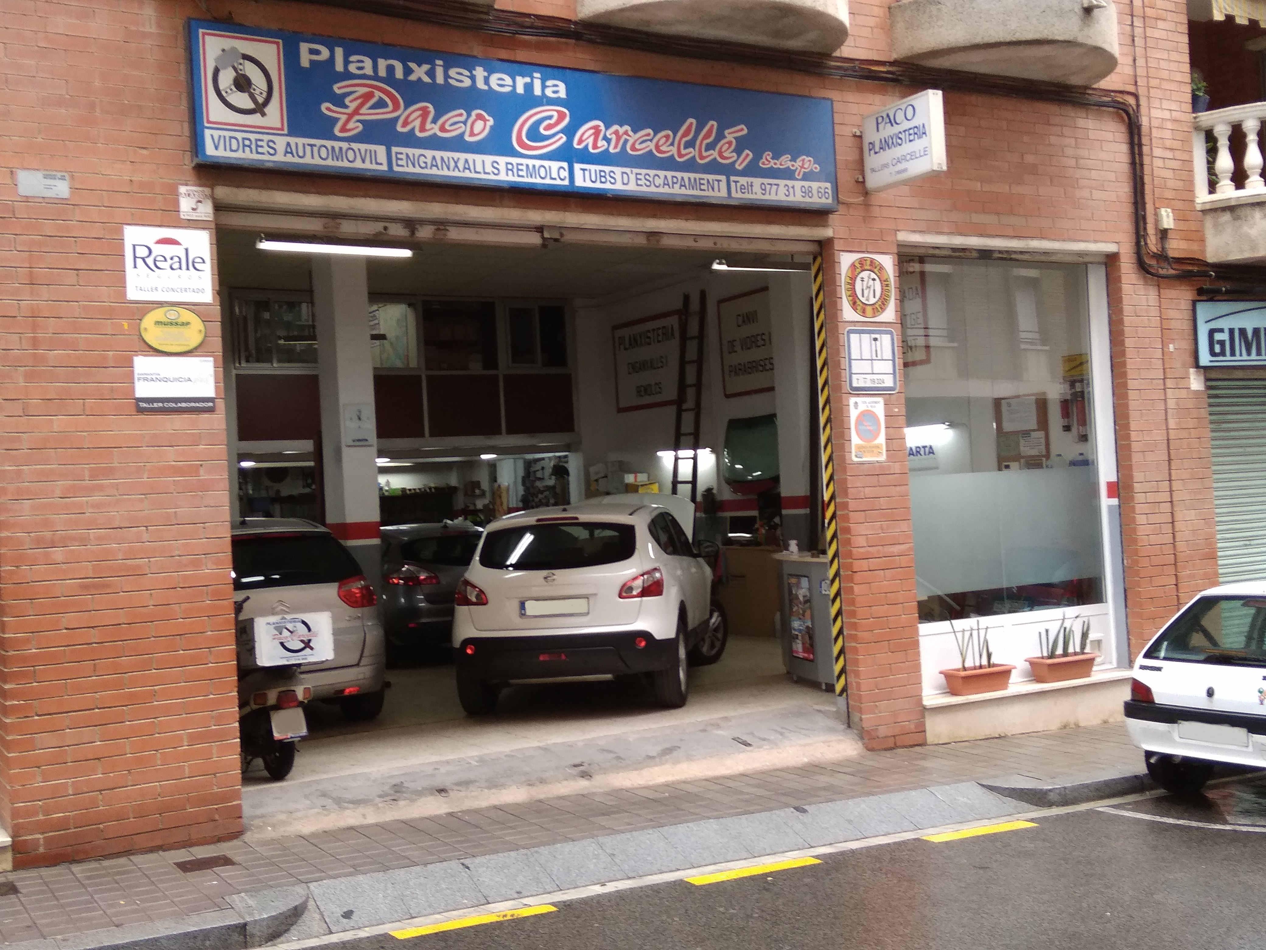 Presentació Planxisteria Paco Carcelle Reus