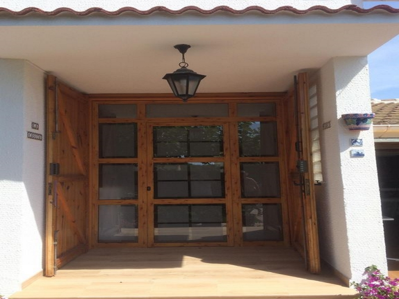Puertas y ventanas de aluminio