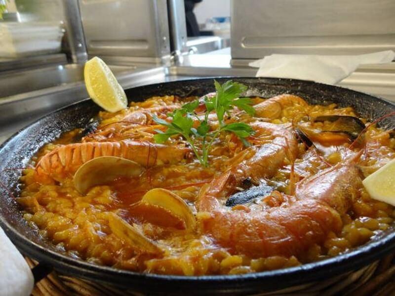 Restaurante Arroz Tarragona