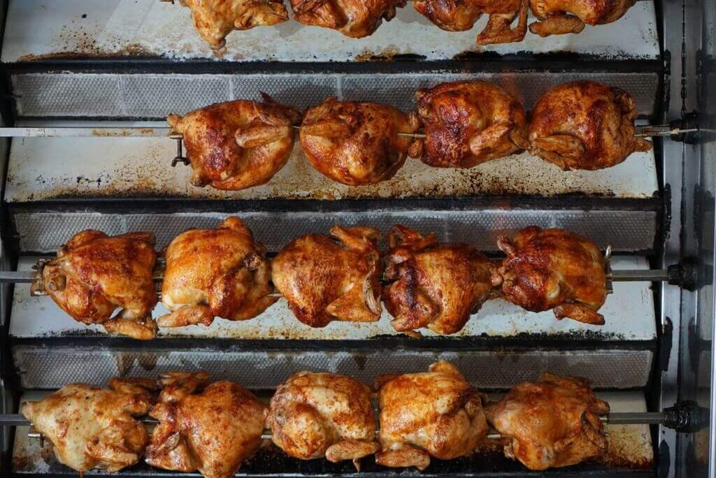 Pollo a last
