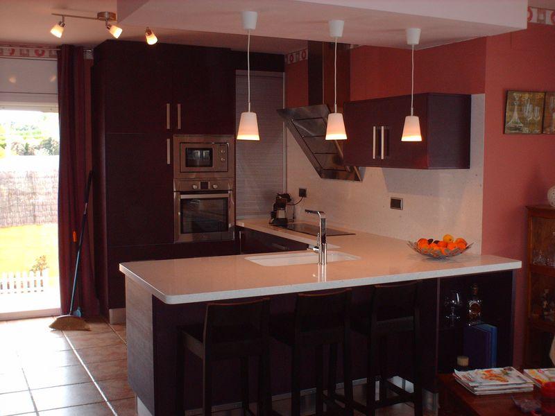 Nuestros trabajos quesada mobles de cuina i bany - Muebles cocina tarragona ...