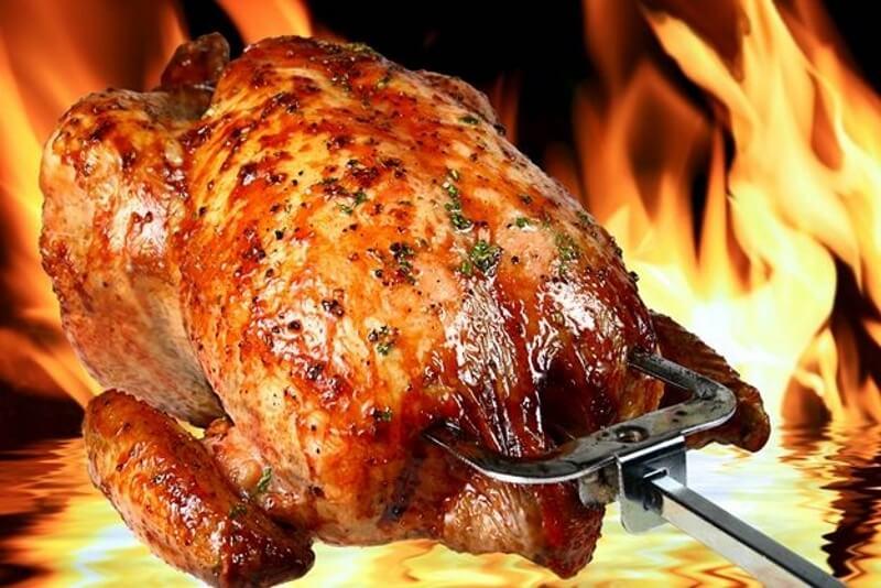 Pollo asado al horno paso a paso cambrils