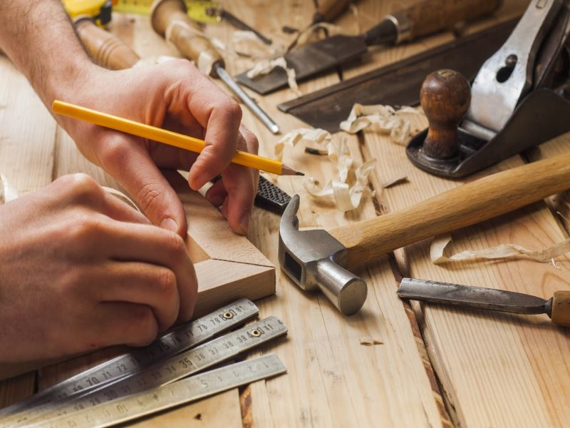Trabajos de carpinteria
