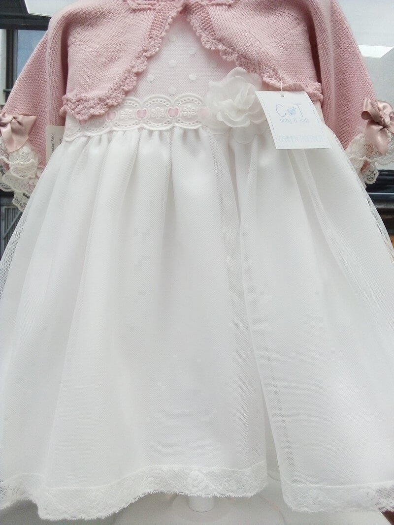 Vestido de niña - moda infanti