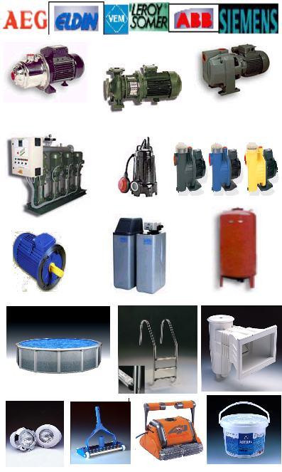 Productos Motors i Bombes Vidal, S.L. Reus