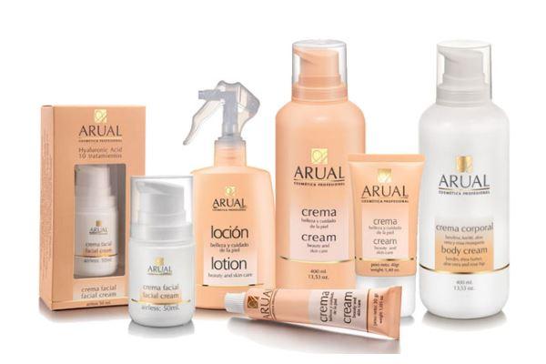 Productos para cabello arual