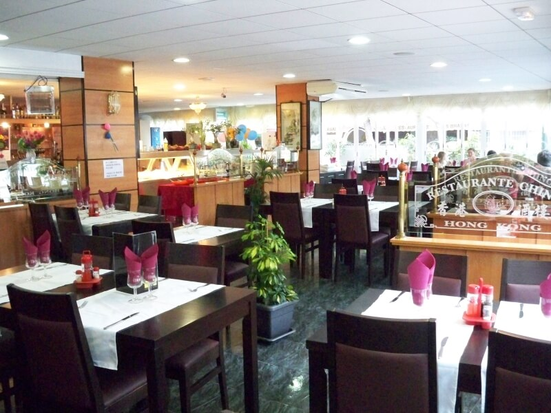 buffet hong kong salou