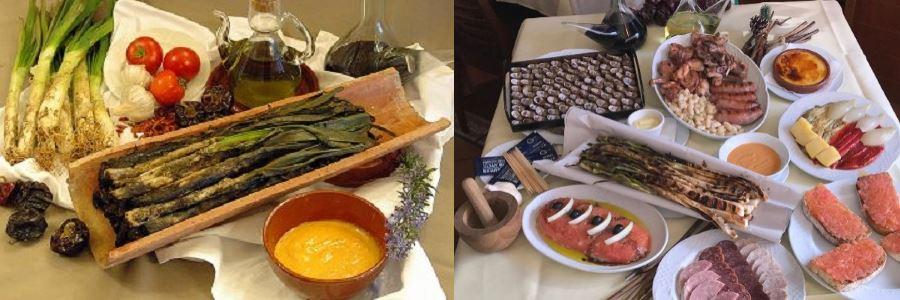 Restaurante Calçotada en Salou