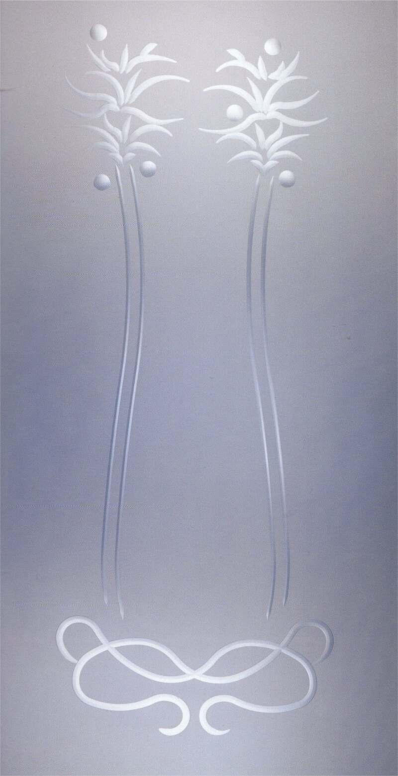 Gladiolum Vidrier Reus