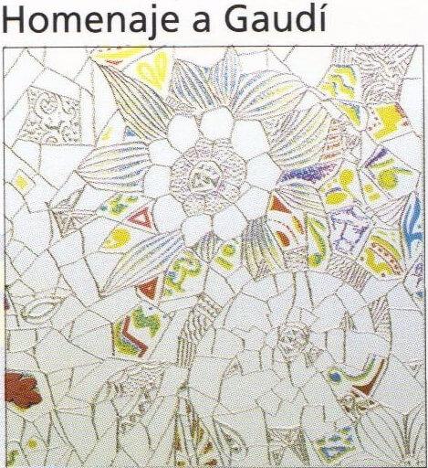Homenaje a Gaudí Vidres Reus