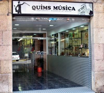 Quims M�sica Tarragona