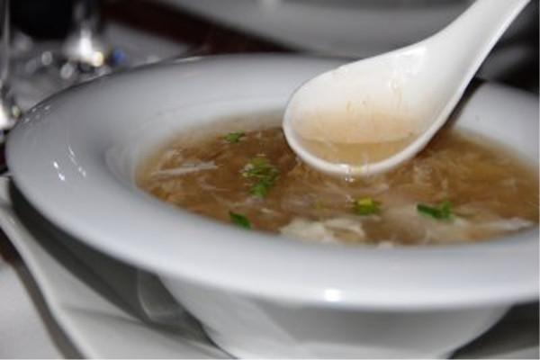 Sopa de Aleta de Tiburon