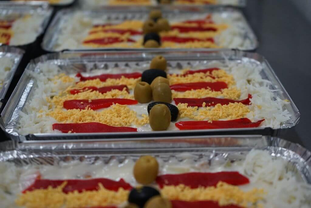 Comida para llevar en Tarragona | Ensaladilla rusa