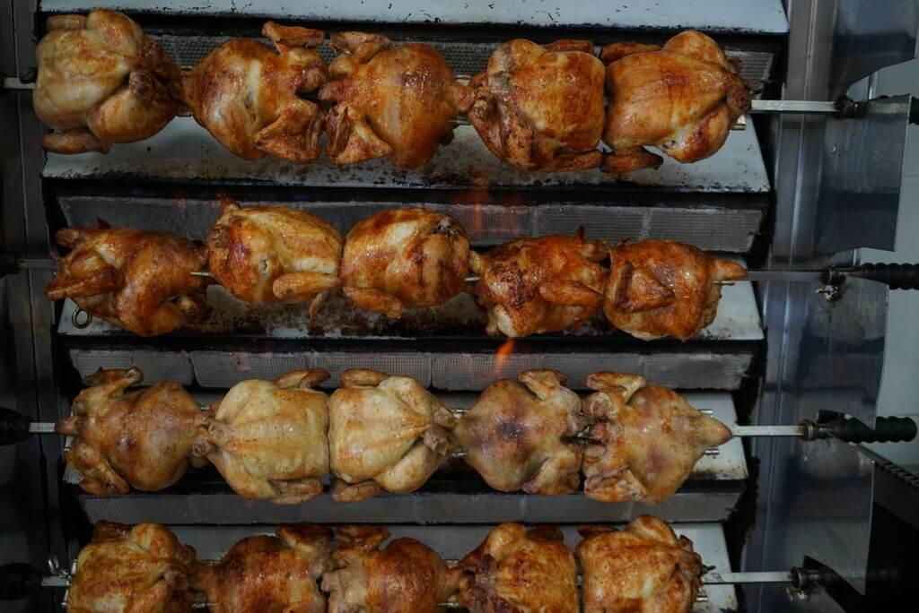 Comida para llevar en Tarragona | Pollo a last