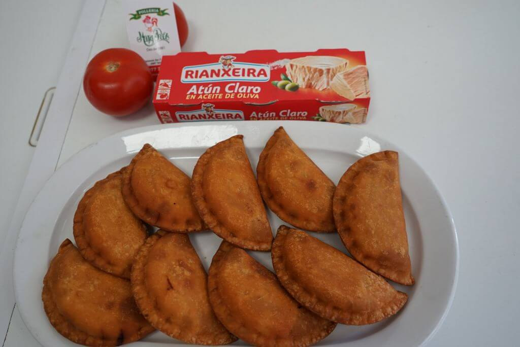 Comida para llevar en Tarragona   Empanadillas