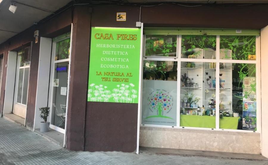 Bienvenido/a a Casa Pires Herbodietética Pires Reus