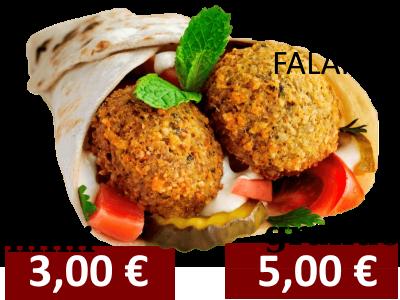 Falafel Durum Reus