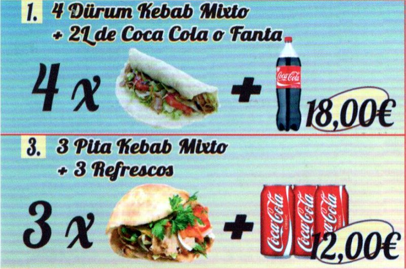 Kebab Pastoreta Reus