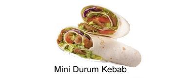 Mini Durum Kebab