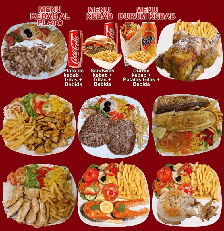 Comida Turca Halal Salou