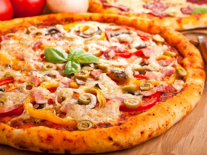 Tapas en Reus Pizza