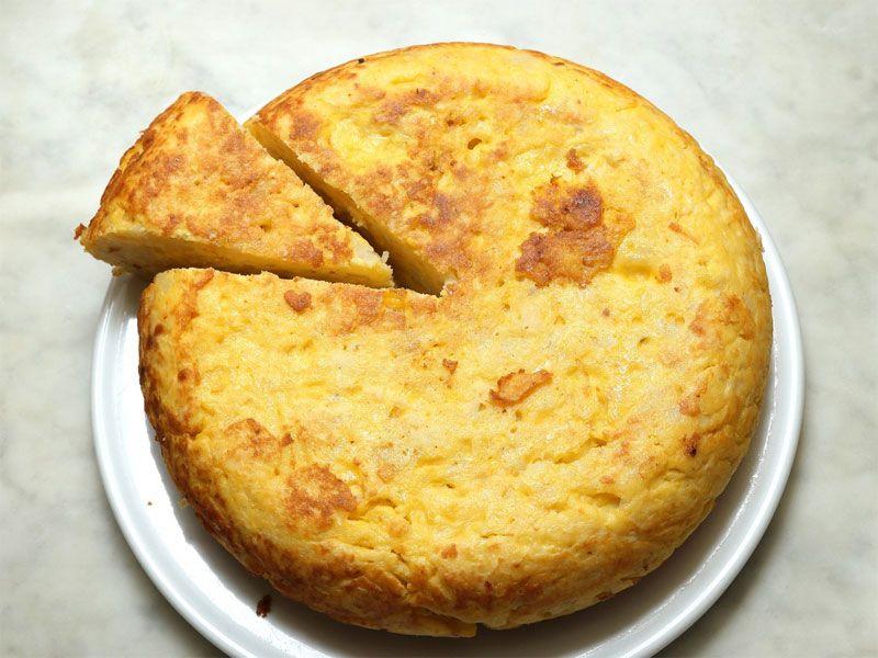 Tortilla de patata en Reus