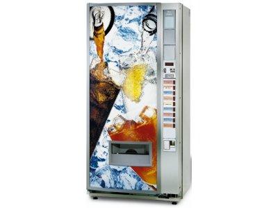 máquina expendedora de bebidas