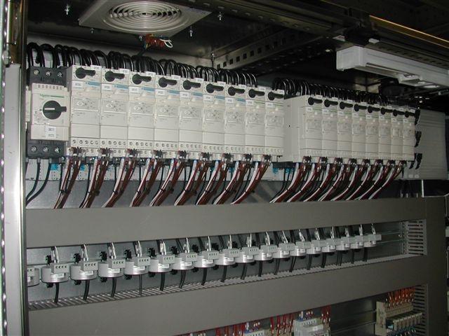 Distribuidor electrico