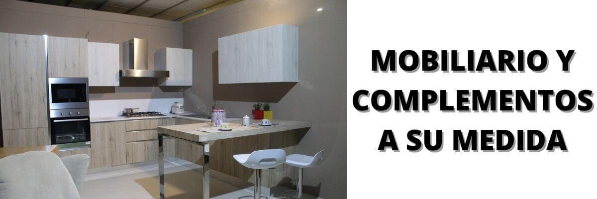 Mobiliario y complementos a su medida de cocina