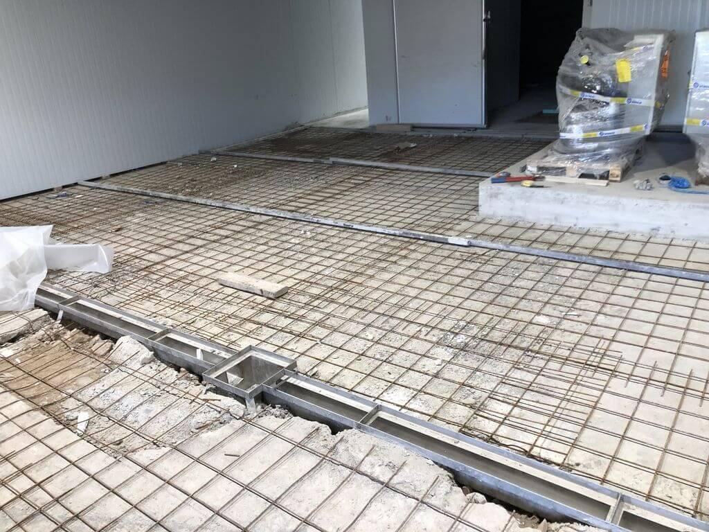 Reformas cámara frigorífica Cambrils
