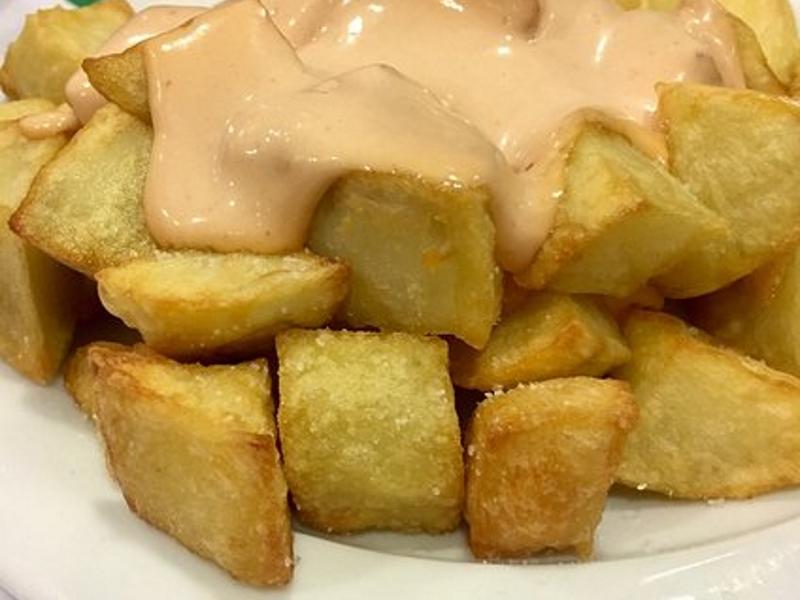 Patatas bravas en Reus