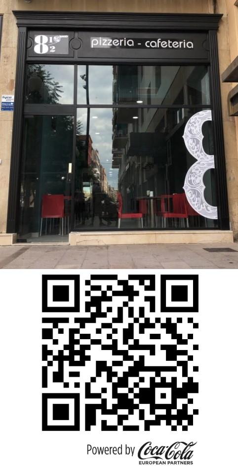 Presentación Pizzería 8 y medio Tarragona