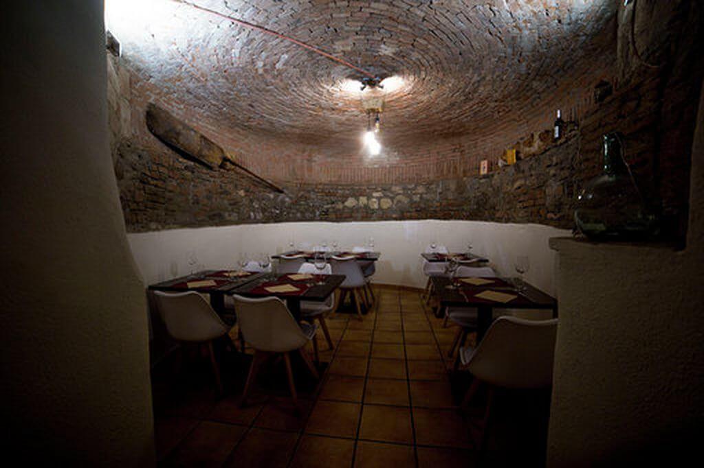 Restaurant Cargols a la llauna