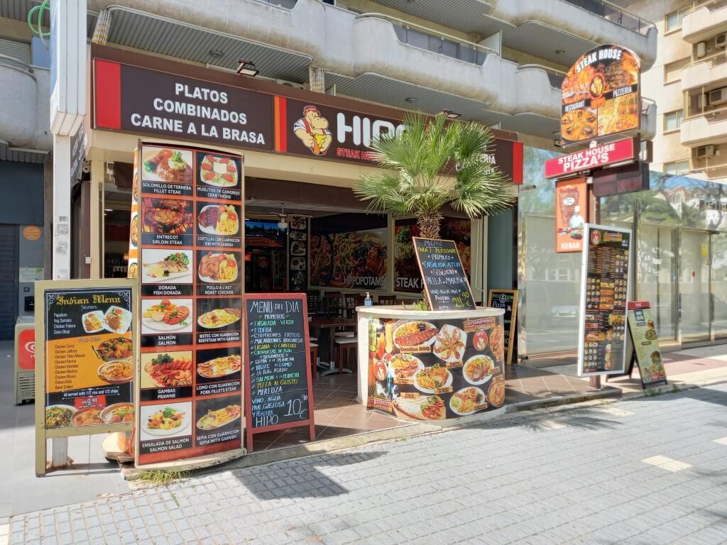 Inicio Hipo SteakHouse Salou