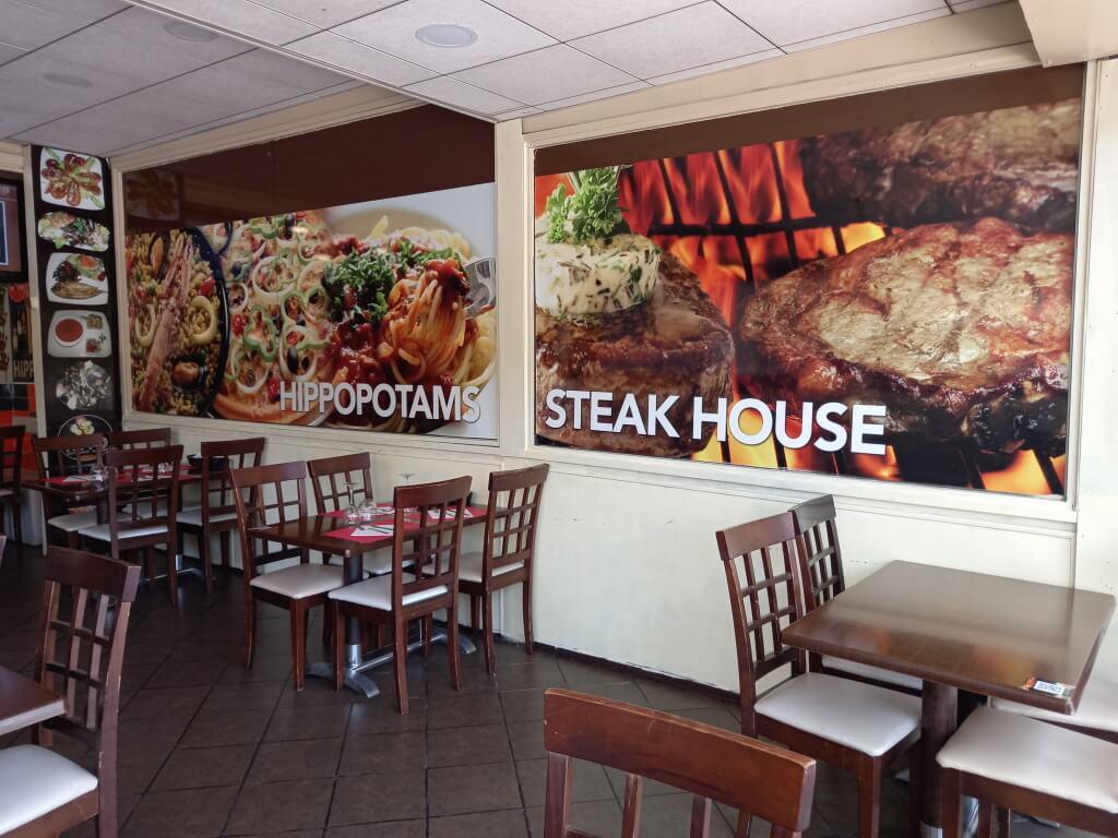 Instalaciones Hipo SteakHouse Salou
