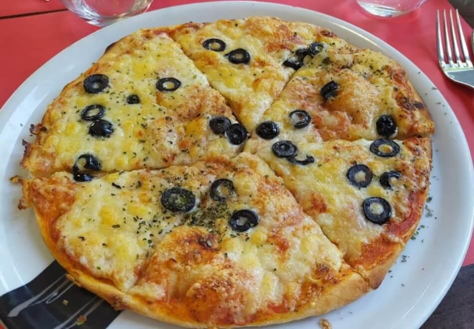 Pizzeria en Salou