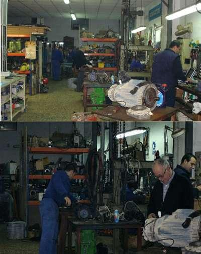 Servicios Motors i Bombes Vidal, S.L. Reus