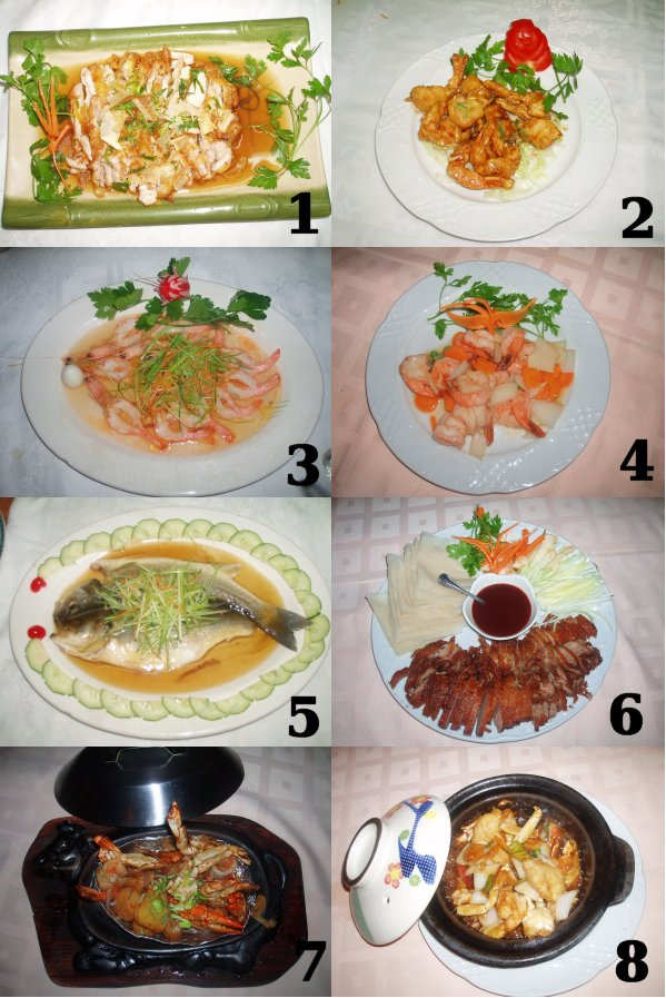 Menús y Platos especiales Restaurante Lai Lai Reus