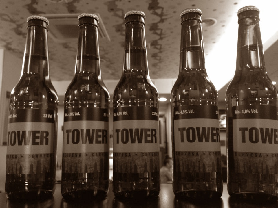Cervezas Tower