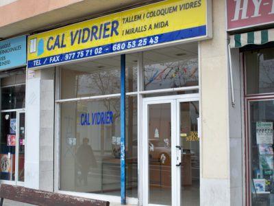 Presentació CAL VIDRIER Reus