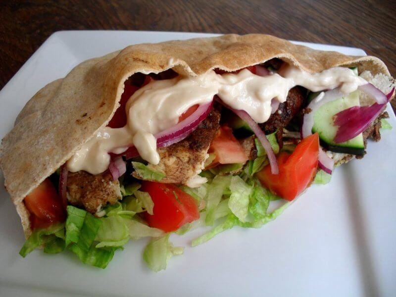 Kebab de Ternera en Reus