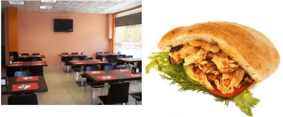 Pizzería en Reus