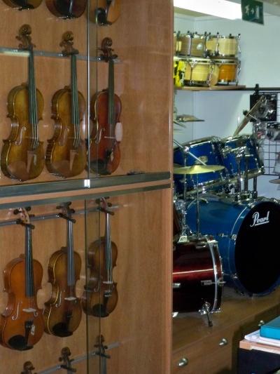 Serveis Quims Música Tarragona