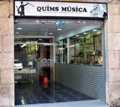 Presentació Quims Música Tarragona